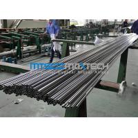 Wholesale EN Standard TP 310 Stainless Steel Tubes , Stainless Steel Instrumentation Tubing from china suppliers
