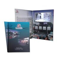 Wholesale Magnetic Switch / Touch screen LCD Video Gift Card with 256MB - 8G Memory from china suppliers