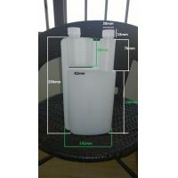 Wholesale 1000ml Twin Neck Measuring Plastic Dosing Bottle for100ml dosing from china suppliers