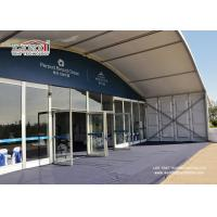 Wholesale 1000 People Party Tent Outdoor Event Tent With Glass Wall  20x50m Aluminum Tent from china suppliers