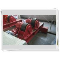 Wholesale Movable Conventional Welding Rotator 20 T For Pipe Tank Seam Welding from china suppliers