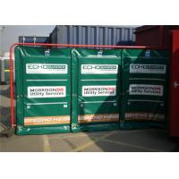 Wholesale Temporary Acoustic Barriers Insulation and absorption noise from china suppliers