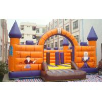 Wholesale Commercial Amazing Inflatable Bouncy Castle , Inflatable Amusement Park from china suppliers