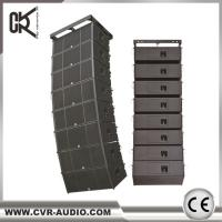 China dual 12 line array professional speakers  dj sound box  party speakers on sale
