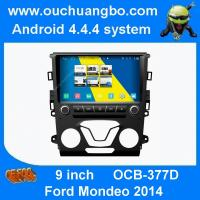 Wholesale Ouchuangbo Ford Mondeo 2014 audio DVD GPS android 4.4 1024*600 AUX MP3 SD S160 platform from china suppliers