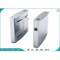 Wholesale Stainless Steel Flap Barrier Gate Turnstiles, Reader Turnstile Gates System from china suppliers