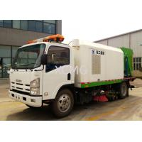 Wholesale Tunnel And Bridge Washing Road Sweeper Truck 8tons With Washer from china suppliers