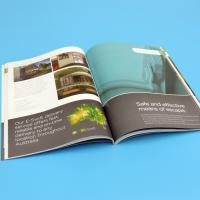 Wholesale 4c + 4c Full Color Printing Catalogue Printing Service With CE / FSC from china suppliers