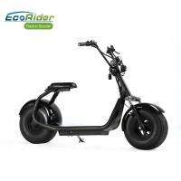 Wholesale No Foldable 2 Wheeled Motorized Scooter 60V 12AH / 20AH Lithium Battery from china suppliers