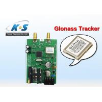 Buy cheap Universal Vehicles GPRS / GPS Glonass Tracker Realtime GPS Tracker Built In Backup Battery from wholesalers