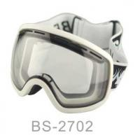 Wholesale Photochromic Ski Goggles Snow Boarding Goggles with Strap and Lens from china suppliers