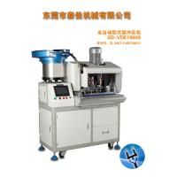 Wholesale 0.5 - 0.8MPa Terminal Wire Crimping Machine , Two End Wire Processing Machine from china suppliers