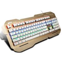 Wholesale Rainbow Light Up Ergonomic Gaming Keyboard With ABS Plastic Base from china suppliers