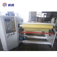 Wholesale Foam Double Sides 1600mm Adhesive Tape Rewinding Machine from china suppliers