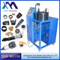 Wholesale Blue Manual Hydraulic Hose Crimping Machine L850*W900*H1300mm , 0.05mm Acurracy from china suppliers