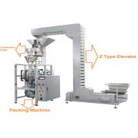 Buy cheap Automatic Granule Packing Machine With Volumetric Filler For Beans , Rice , from wholesalers