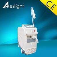 Quality OPT Long Pulse ND Yag Laser For Vascular Lesion Treatment / Leg Hair Removal for sale