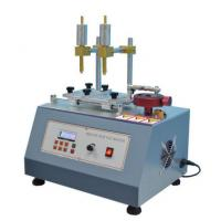 Wholesale Alcohol/ Eraser/ Pencil Abrasion Resistant Tester , Alcohol Abrasion Testing Machine from china suppliers