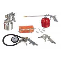 Wholesale Suction Feed High Pressure Spray Gun Kits , air tools kit for auto painting from china suppliers