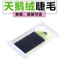 Wholesale Permanent C Curl Eyelash Extensions , Synthetic Silk Eyelash Extensions OEM & ODM from china suppliers