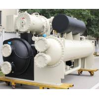 Buy cheap 1793kW - 2690kW Centrifugal Chiller Using Water Cooled Falling Film Evaporator from wholesalers