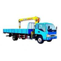 Buy cheap Durable XCMG 7meters Lifting Height Electricity Truck Mounted Crane Telescopic Boom from wholesalers