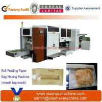 Wholesale S-300 Flat Bottom Paper Bag Making Machine With PP window from china suppliers