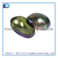 Wholesale Christmas gift metal tin box from china suppliers