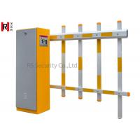 Wholesale Car Pakring Lot Automatic Arm Road Traffic Metal Boom Barrier from china suppliers