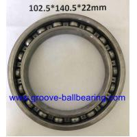 Wholesale 102.5×140.5×22mm Electric Shutters Bearing, 102.5mm ID 140.5mm OD 22mm Height for Industrial Roller Doors from china suppliers