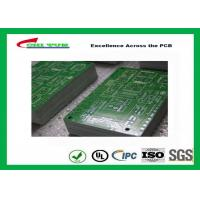 Wholesale Computer Quick Turn PCB Fabrication 0.35mm Min Hole Lead Free HASL from china suppliers
