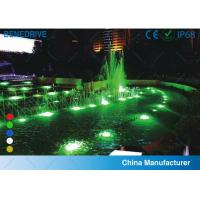 Wholesale Tempered / Toughened glass Alloy copper plating nickel connection joint Underwater Lighting from china suppliers