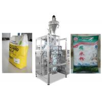 Wholesale Automatic Washing Powder Packing Machine Dosing by Auger Filler Made of Stainless Steel 304 from china suppliers