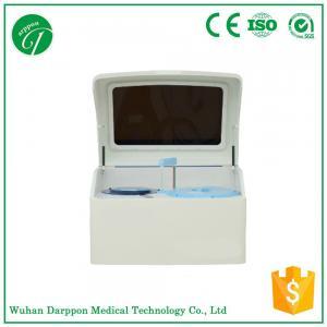 Buy cheap Semi Automatic Turbidimetry Biochemistry Analyzer Test Medical Equipment from wholesalers