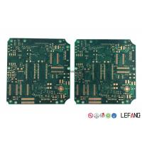 Wholesale 10 Layers Multilayer PCB Board , Custom Made PCB Boards For Industrial Control MainBoard from china suppliers