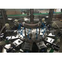 Wholesale Beer / Energy Drink Glass Bottle Filling Machine 2000BPH For Small Scale Beverage Plant from china suppliers