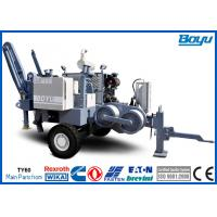 Wholesale OPGW ADSS Hydraulic Cable Puller Pulling Equipment Line Stringing Machine 40kN 110kv from china suppliers