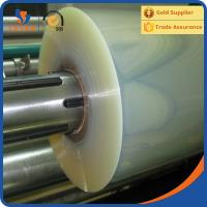 China PET Heat Sealing Transparent Film on sale