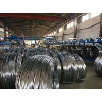 China High Carbon Spring Steel Wire Black Oiled or Galvanized 1 . 0 mm Flexible Duct for sale