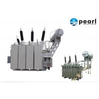 Wholesale IEC Standard , Oil Immersed Power Transformer , 33 - 230kV Class Power System from china suppliers