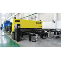Buy cheap Automatic Feeding Plate Shearing Machine 20' Long Hydraulic CNC Guillotine Shear from Wholesalers