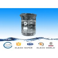 Quality 3.0 ~ 6.0 PH Flocculant PDADMAC industry Non flammable Textile Water treatment for sale