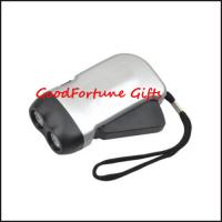 Wholesale Promotion Customed logo Hand-Swing Switch Torch flashlight from china suppliers