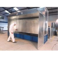 Wholesale linking prep-station and paint booth from china suppliers