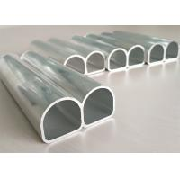 China Manifold Tube Custom Car Parts , Anodised Aluminium Extrusion For Condenser on sale