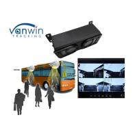 Wholesale Automatic Bus People Counter All In One Real Time Video GPS Tracking for coaster mini bus from china suppliers