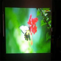 Buy cheap Gray Rear Projection Film / 3D Holo Display With Self Adhesive Layer 100 Thickness from Wholesalers