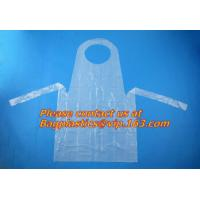 Wholesale Disposable aprons, plastic apron, disposable, aprons, LDPE apron, HDPE apron, PE apron from china suppliers