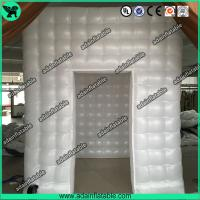 Wholesale Wedding Event Decoration White Inflatable Photo Booth Tent/Advertising Inflatable Tent from china suppliers