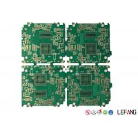 Wholesale Multilayer Enig Circuit FR4 PCB Board Security Digital Video Pcb 46.97 * 49 MM from china suppliers
